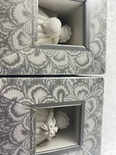 lot of 14 margaret furlong angel set xmas decorator collectibles 8589