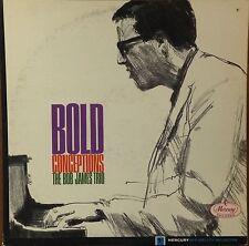 Bob James Trio-Bold Conceptions-Mercury 20768-NICE