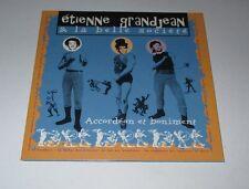 Etienne Grandjean - Accordéon et boniment- cd promo 3 titres 1997