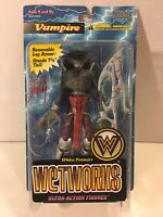 VAMPIRE- WHILCE PORTACIO'S WETWORKS- MCFARLANE- ACTION FIGURE- NEW MOC 1995