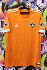 Houston Dynamo FC MLS Football Shirt Soccer Jersey Top Adidas 2018 Mens Size XL