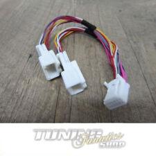 Y-Adapter Kabel Verteiler für Toyota 6+6 Pin MP3 CD Wechsler Yatour DMC Anycar
