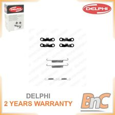 REAR PARKING BRAKE SHOES ACCESSORY KIT VOLVO DELPHI OEM LY1201 HEAVY DUTY