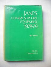 LIVRE  JANE'S COMBAT SUPPORT EQUIPMENT 1978 / 79