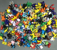 144pcs/set Pokemon Toy Set Mini Action Figures Pokémon Go Monster Gift 2-3cm LOT