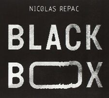 NICOLAS REPAC - BLACK BOX  CD NEW!