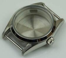 Cassa in acciaio inox lucidato Custom Build generico OMAGGIO ETA 2824 casi