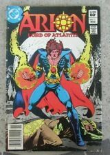 Arion Lord of Atlantis #1 November 1982 DC Comics