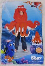 Hank the Septapus Finding Dory Disney Deluxe Halloween Costume Toddler 2T HA9g