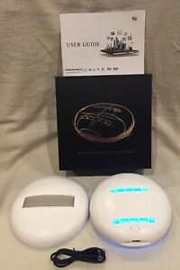 CleanseBot 2.0 Bacteria Mite Killing Wireless Robot, New