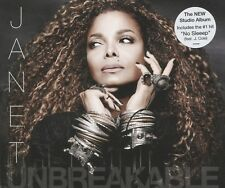 JANET JACKSON - UNBREAKABLE - CD