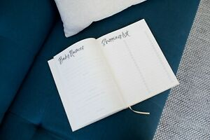 Pregnancy Journal - 94 Pages, Perfect Gift for New Mum