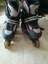 Bladerunner Boys Skates. Max76mm wheel size. Twist05. Size 1-4
