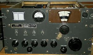 Hallicrafters Military R-274 / FRR Ham Shortwave radio 1951 / OFFER