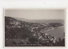 Roquebrune & Cap Martin France [LL 215] Vintage RP Postcard 299b