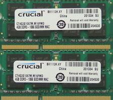DDR3 SDRAM de ordenador Crucial