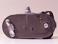 "KEYSTONE 16MM A-7 Old Vintage Movie Camera w/ WOLLENSAK F2.5/1"" Lens circa1940's"
