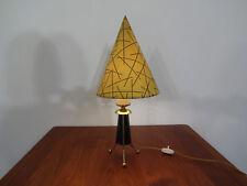60er Jahre Tütenlampe Stilnovo 60s Table Lamp