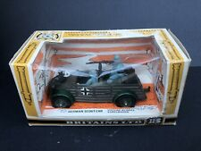 New listingBritains 9783 German Army Kubelwagen Scout Car & Crew 1:32 Scale Vintage 1970's