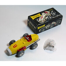 Schuco Lilliput Micro Racer 1043 Mercedes Wind-Up Car Yellow  Replica