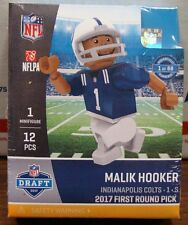 MALIK HOOKER #1 INDIANAPOLIS COLTS 1ST ROUND PICK OYO MINIFIGURE ONLY 68 MADE