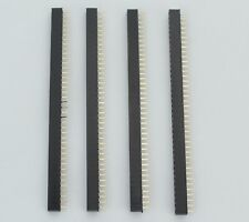 4pcs 1x40 40 Pin Female Header for PCB 2.0 mm Pitch USA Comb Ship