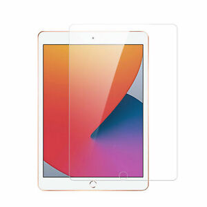"Apple iPad 10.2"" 2020 8.Generation Panzerfolie aus Echt Glas Display Schutzglas"