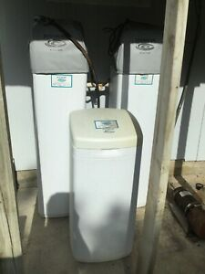 WHOLE HOUSEHOLD WELL WATER FILTRATION / WATER SOFTENER SYSTEM