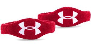 "Under Armour Men's Ua 1/2"" Performance Wristband – 2-pack"