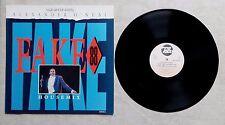 "DISQUE VINYLE MAXI 45T 12"" / ALEXANDRE O'NEAL ""FAKE 88 (HOUSE MIX)"" 1988 FUNK"