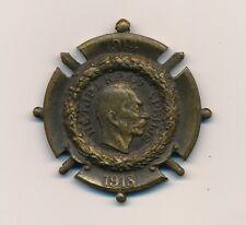 Médaille Serbe Commémorative Grande Guerre 14-18 WW1