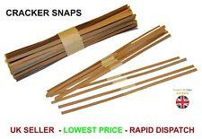Christmas Cracker Snaps Pulls Bangs Make / Build Your Own Xmas Party Snap ML UK
