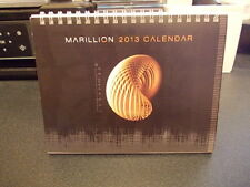 MARILLION 2013 DESK CALENDAR