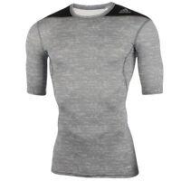 Funktionsshirt adidas® Techfit Base Shortsleeve, Herren, Kompression, Kurzarm
