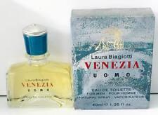 Laura Biagiotti Venezia Uomo Vintage EDT 40ml Spray New & Rare