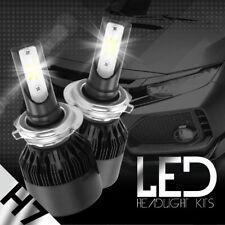 XENTEC LED HID Headlight kit H7 White for Mercedes-Benz GLE500 2016-2016