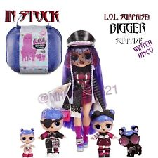 with bag /& Coffee /& Cap LOL Surprise Dolls Lil BABE IN THE WOOD /& Pet Real toys