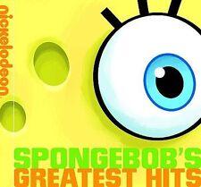 Spongebob Squarepants-Spongebob`S Greatest Hits CD NEW