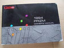 price of 1994 Geo Parts Travelbon.us