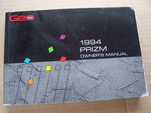 Catalog 1994 Geo Parts Travelbon.us