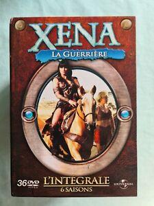 Xena, la guerrière-L'intégrale coffret 36 DVD
