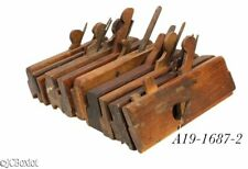 New Listingwood wooden Molding Plane Tool Carpenter lot beads others woodworking
