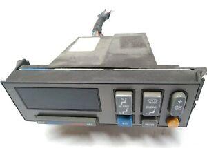88-94 Chevy Truck A/C Heater Control Recir E8