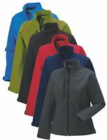 Russell 140F Womens Ladies Fleece Lined Softshell Bomber Jacket No Logo