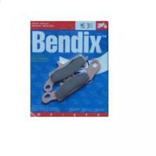 Brake pad front left quad Kawasaki KFX 450 R 2007 à 2015 Bendix MO30