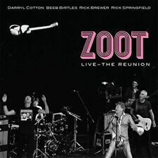 Zoot - Live - The Reunion (CD/DVD) - CD - New