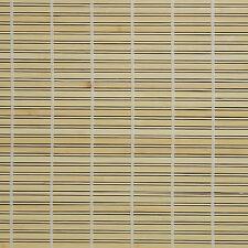 Liedeco Rollo Holz mit Seitenzug | Holzrollo