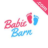 BABIEBARN.com 9 Letter Premium Short .Com Brandable Catchy Domain Name