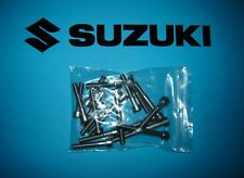 Suzuki GT250X7 GT 250 X7 250cc Stainless Allen Screw Set Engine *UK FREEPOST*