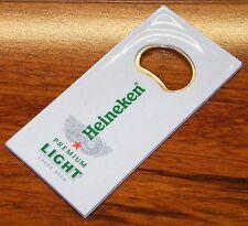 Heineken Premium Light Beer Bottle Opener For Bottle Styles Pop Offs & Twist Off
